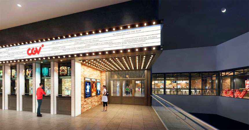 Cgv Cinema Discover La Mirada California