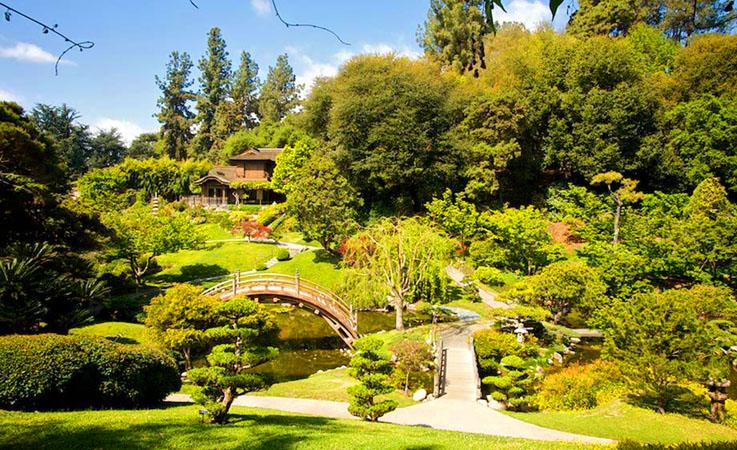 Huntington Library Discover La Mirada California